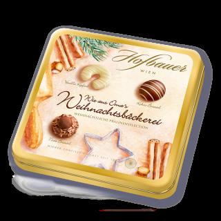 Weihnachstbäckerei Dose